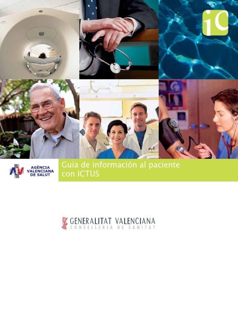 Información al paciente – Valencia