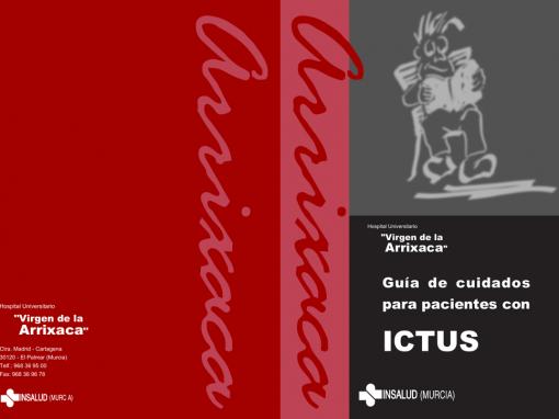 Guía de Cuidados en Ictus. Arrixaca Murcia